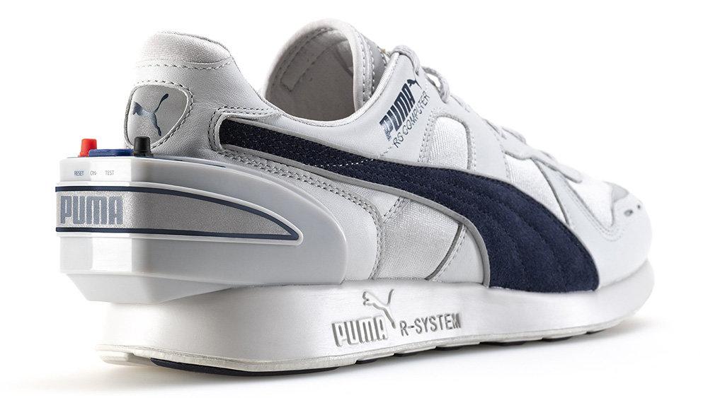 Puma возродила уникальные умные кроссовки 30-летней давности