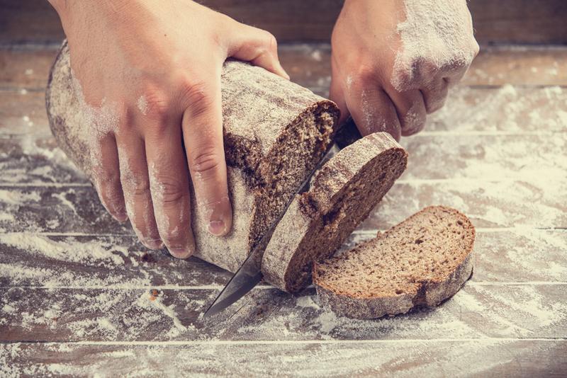 как лучше фотографировать хлеб для фотобанка