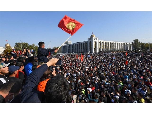 «Зажигалка» из Бишкека: для Киргизии или всей Средней Азии? геополитика
