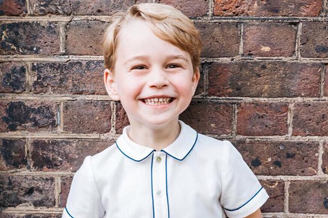 Стало известно, какой талант принц Джордж унаследовал от бабушки принцессы Дианы