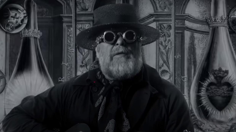 Гребенщиков восхитил поклонников новым клипом на песню «Масала Доса» Общество