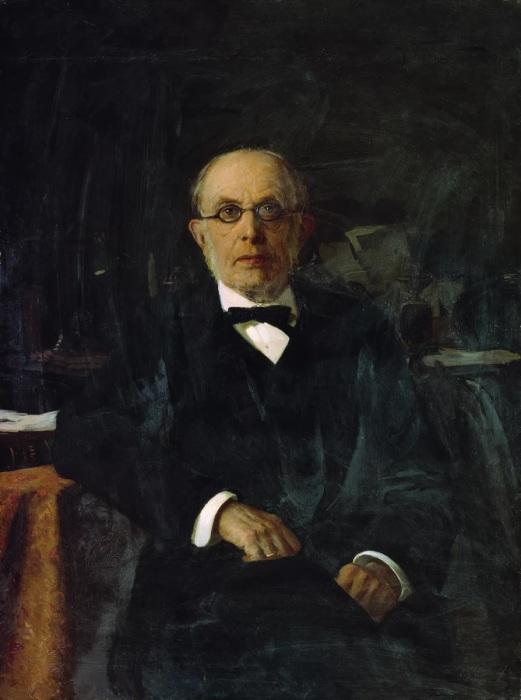 Правовед Константин Петрович Победоносцев./Фото: upload.wikimedia.org