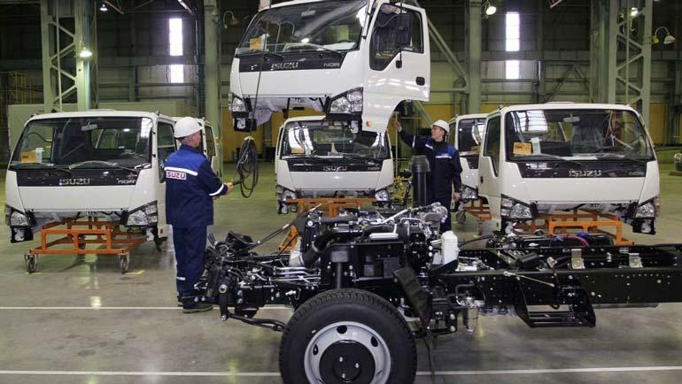 В Ульяновске хотят построить завод ISUZU
