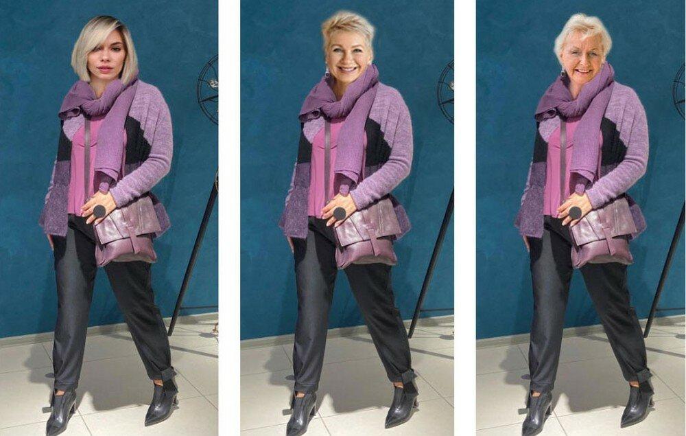 Как будет смотреться один и тот же образ бохо на дамах разного возраста, от 20 до 60 лет. (Эксперимент) очень, образ, хорошо, вновь, комплект, стиль, можно, смотрится, может, будет, женщин, брюки, смотреться, достаточно, этого, комплекте, нравится, делает, черные, брючки