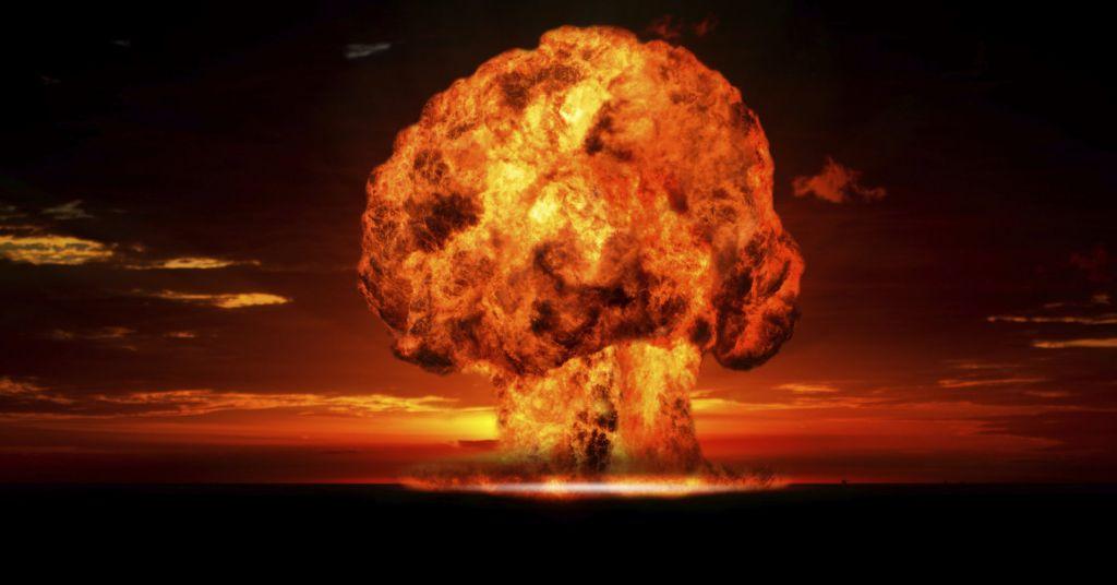 Происходили ли ядерные взрывы в древности