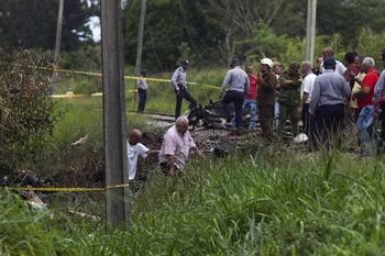 Самолет, разбившийся на Кубе, находился в эксплуатации 40 лет