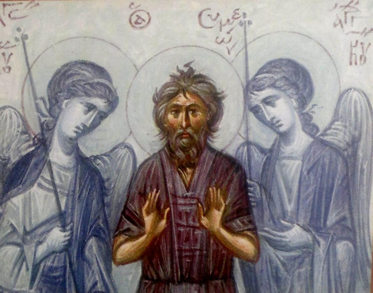 Византийское юродство.