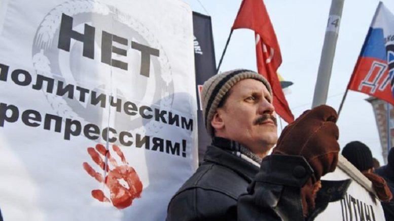 Сталинские репрессии? А Чуба…