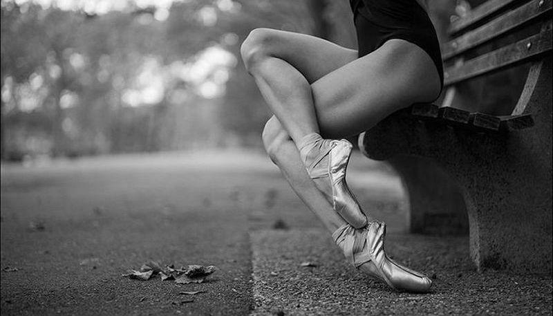 Балерины на улицах города — самый известный проект в интернете о балете с сотнями тысяч поклонников
