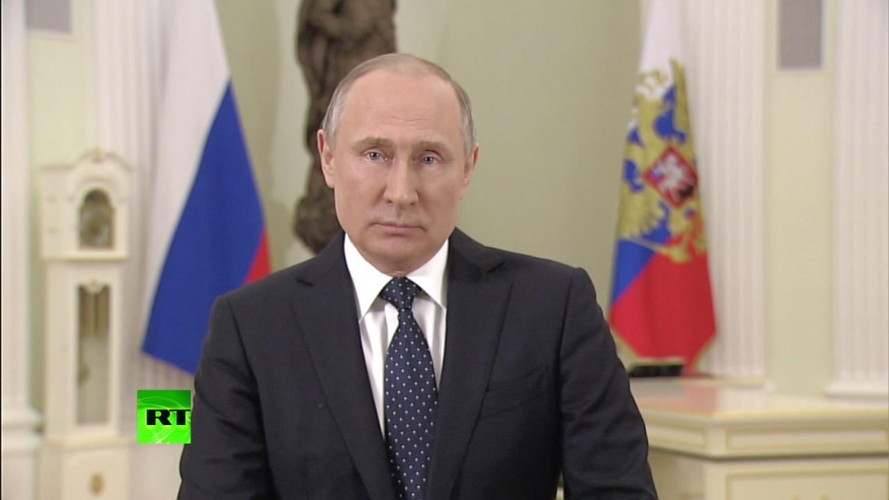 Владимир Путин подчеркнул важность каждого голоса на выборах