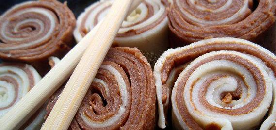 Идейка для воскресного завтрака: сладкие роллы любят все