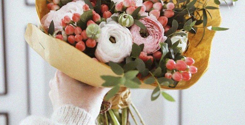3 причины дарить цветы самой себе