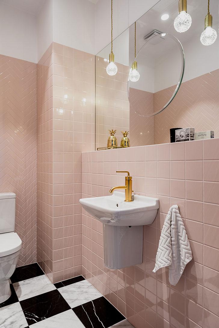 Красочная квартира в центре Риги