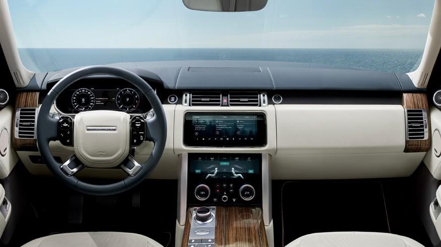 В Land Rover пообещали Range Rover EV: новинка задерживается из-за «коронакризиса» авто,авто и мото,автосалон,водителю на заметку,машины,новости автомира,Россия,тюнинг