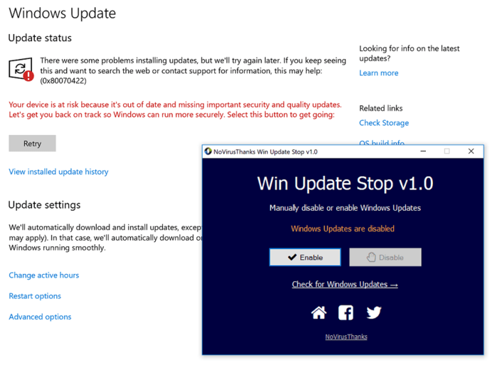 Ставим обновление Windows 10 под полный контроль: произвольная загрузка только нужных обновлений.
