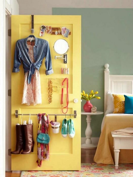 Отличные идеи хранения вещей в маленькой спальне: зоны и системы хранения дача,декор,дизайн,дом,жилье,интерьер,квартира,мебель,полезные советы,спальня,текстиль