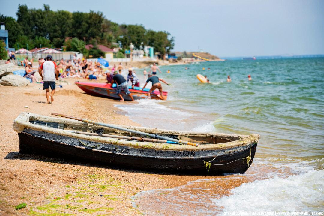 Почему на море в Керчи понравится тем, кто скучает по СССР