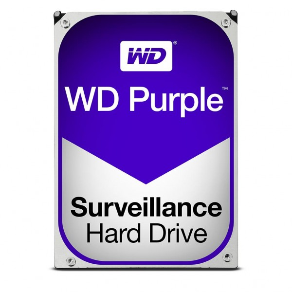 Представлен жесткий диск WD Purple вместимостью 10 ТБ