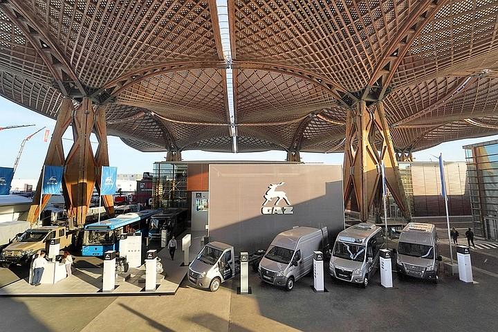 ГАЗ принимает участие в крупнейшей мировой выставке коммерческого транспорта