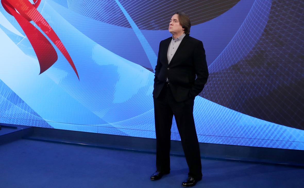 Путин наградил Эрнста орденом на юбилей власть,общество,россияне,Эрнст