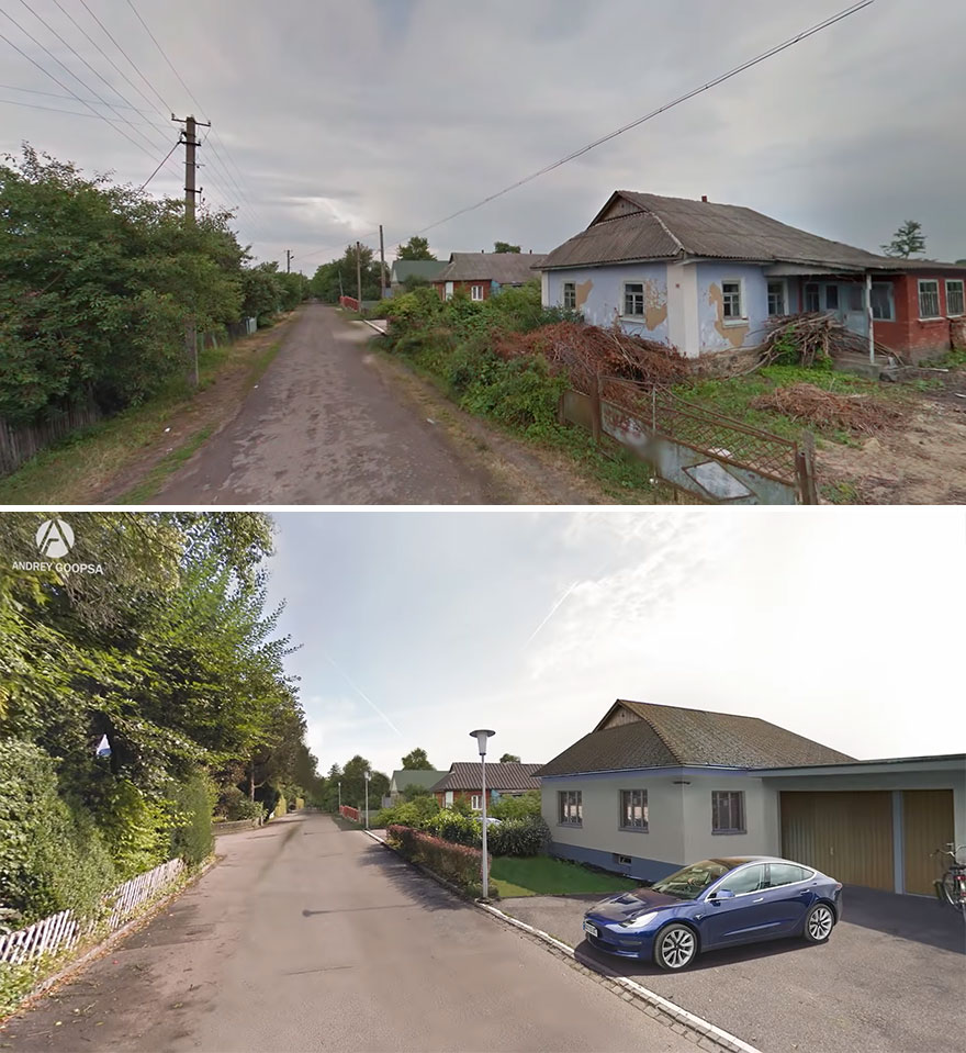До и после: как должны выглядеть постсоветские страны сегодня