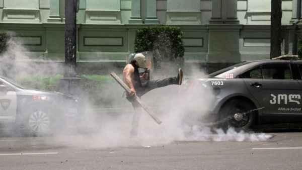 Радостный позор в Тбилиси: кто должен за него ответить