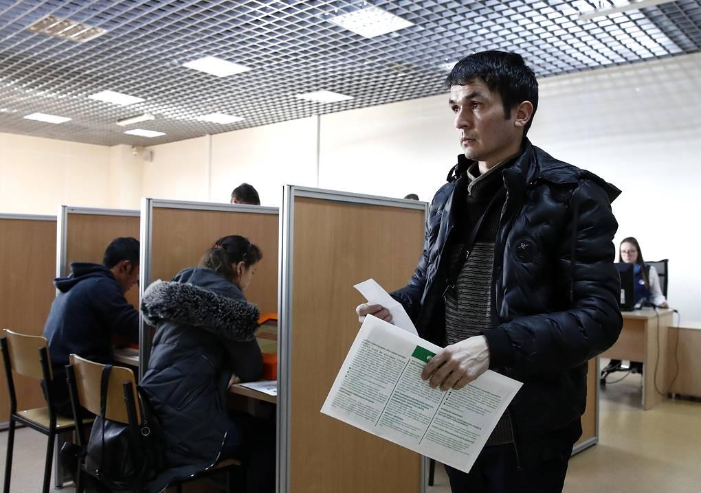 Россия вошла в пятерку стран с самым высоким числом мигрантов в мире власть,мигранты,Россия