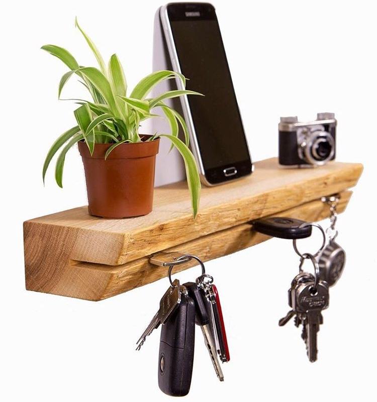 Как вам такая идея хранения ключей? вдохновляемся,для дома и дачи