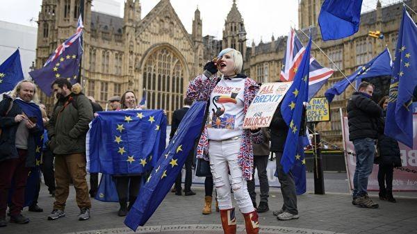 Британия отказалась от выход…