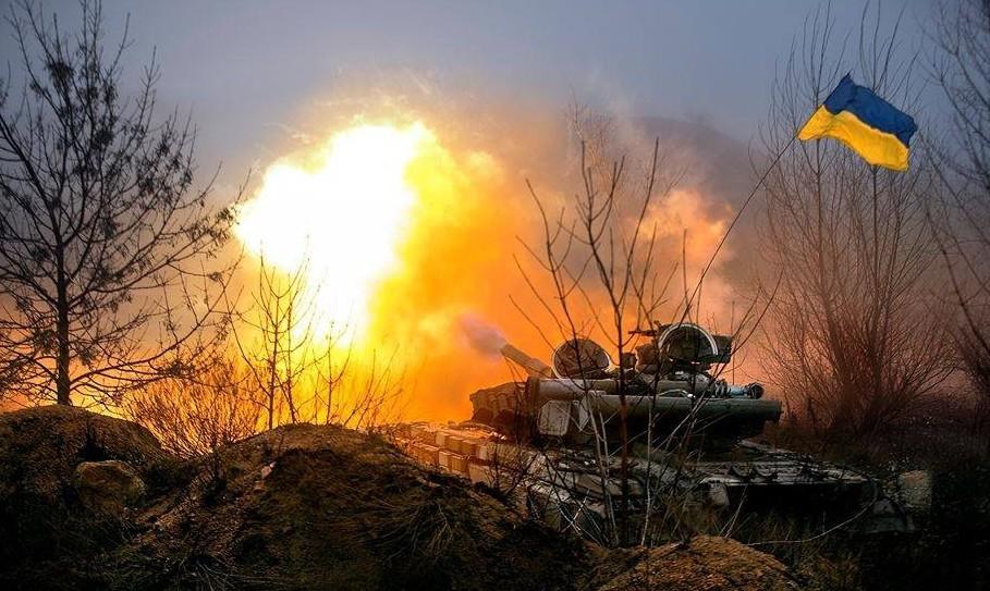 ВСУ ведут огонь по северной окраине Донецка