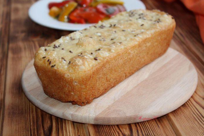 Хлеб без замеса: уже несколько раз готовила, мне очень нравится