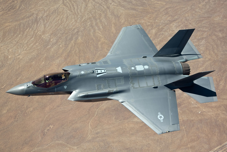 Индия смотрит на F-35