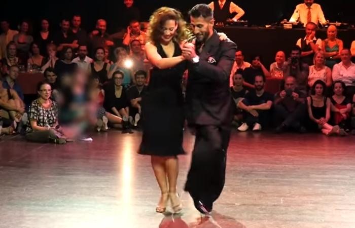 Зажигательное танго, которое покорило сердца всех зрителей