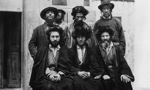 Как евреи попали на Русскую землю