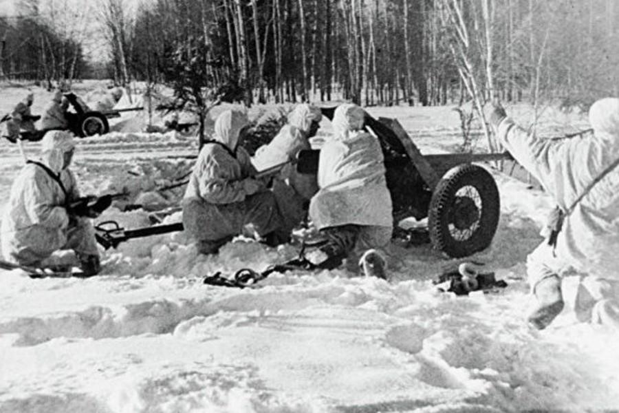День Воинской славы. Битва за Москву
