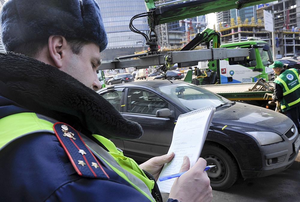 Госдума рассмотрит закон о залоге для пьяных водителей