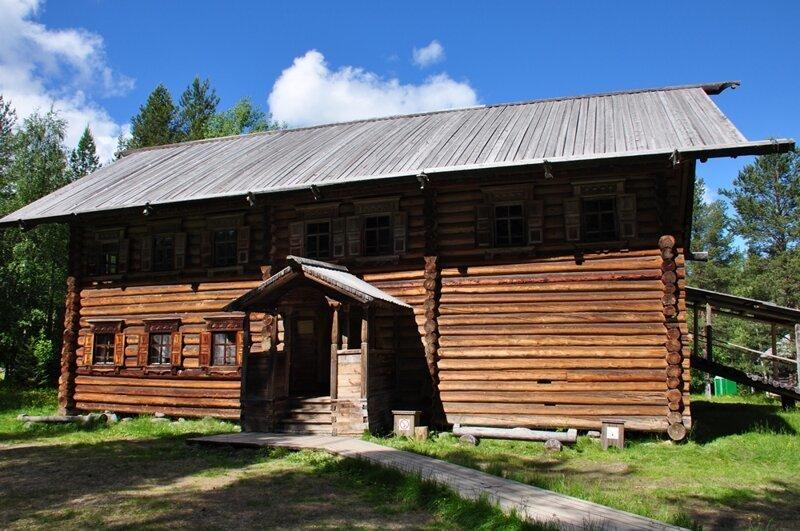 Здесь русский дух: музей Малые Корелы Архангельск,музеи,Россия