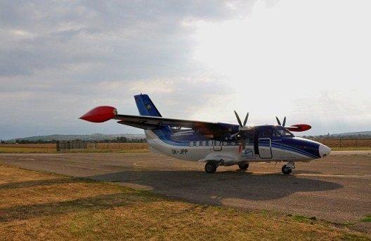 Армянский авиаперевозчик получил самолет L-410