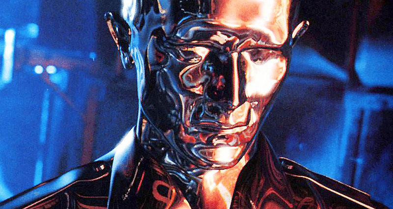 В Китае создали жидкого робота, вдохновленного «Терминатором 2»