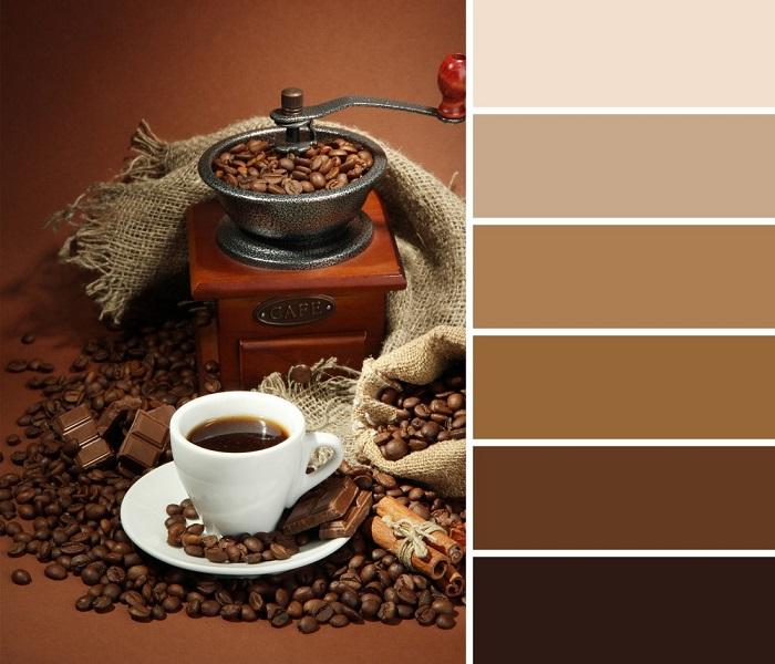 как правильно сочетать цвета в интерьере