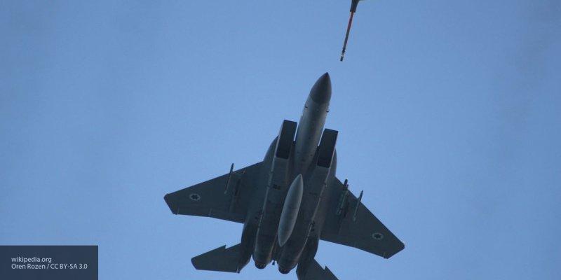 В Сирии американские F-15 случайно ударили по курдскому отряду—СМИ