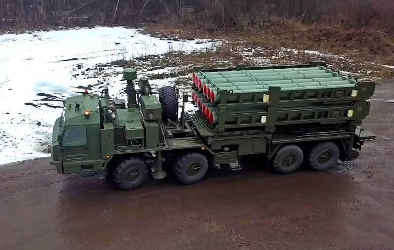 Украинское направление прикроет один из самых современных ЗРК в России Техно