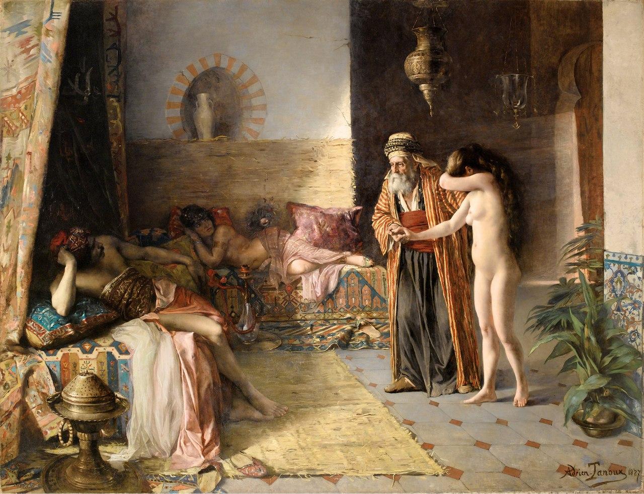 Рабыни картинки рисунки фото, История искусств: Торговля голыми рабынями на Востоке 28 фотография