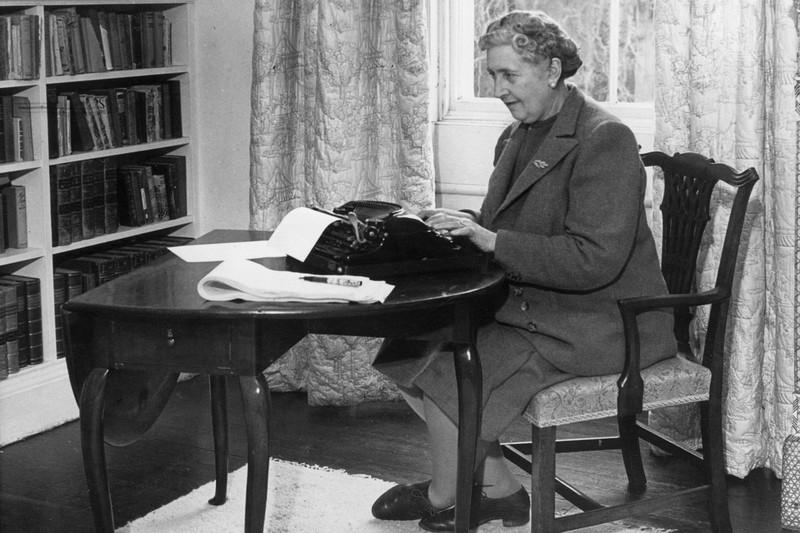 Как творили свои шедевры известные писатели