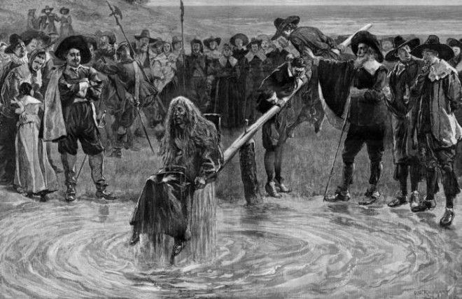 Поражающие своей жестокостью наказания для женщин средневековье