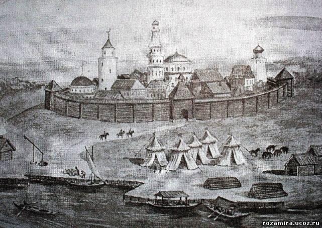 Торги и кабаки города Касимо…