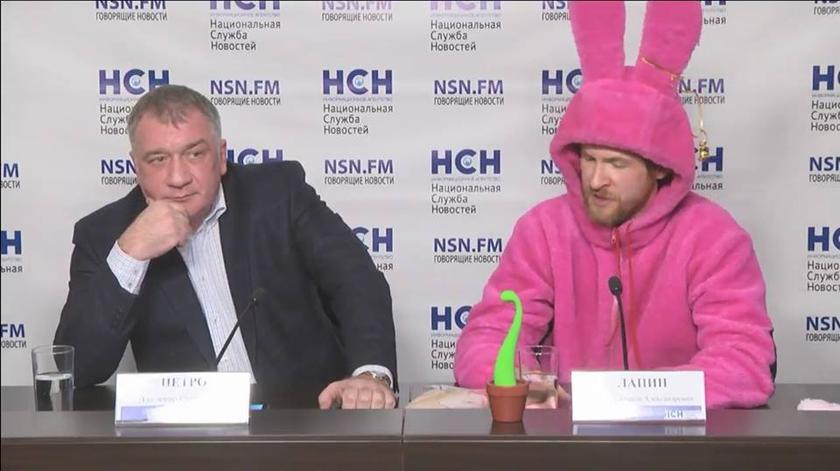максимилиан лапин розовый кролик