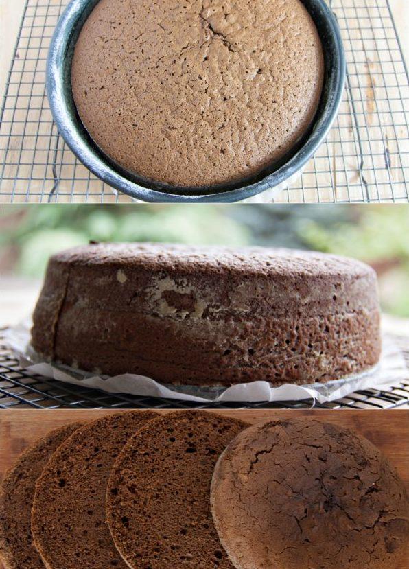 пражский бисквит рецепт с фото того, если ищите