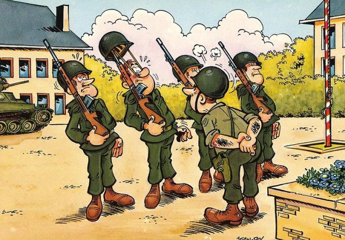Военные открытки прикольные, февраля младшая