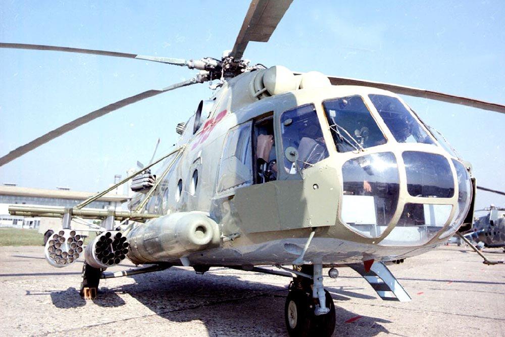 Минтранс взял под контроль ликвидацию последствий катастрофы Ми-8